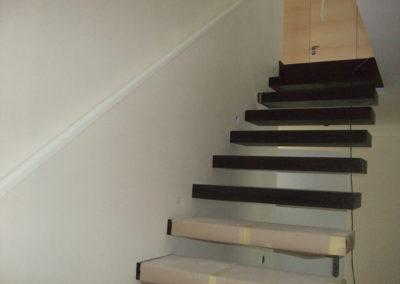 30.doublage cage d'escalier
