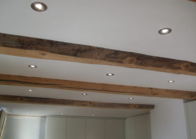 32.plafond chalet