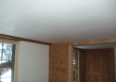 39.aspect marbré du Marmorino sur plafond